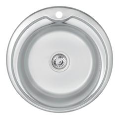 Кухонная мойка Lidz 510-D 0.6 мм (180)
