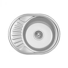 Кухонная мойка Lidz 5745 0.6 мм (160)