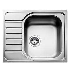 Кухонная мойка Teka Universal 580.500 1B 1D, матовая (30000065)