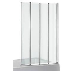 Душевая штора-гармошка для ванны Eger 890х1400 мм (599-110)