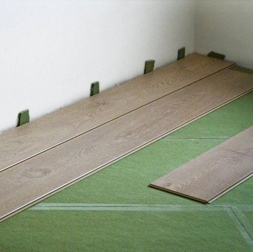 Подложка Іsoplaat Тихий ход 6 мм