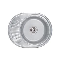 Кухонная мойка Imperial 6044, 0.8 мм