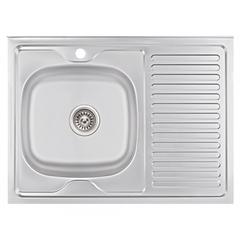 Кухонная мойка Imperial 6080-LR, 0.6 мм