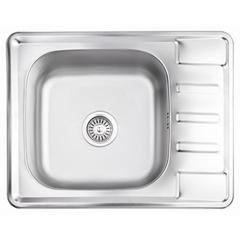 Кухонная мойка Lidz 6350 0.8 мм (180)