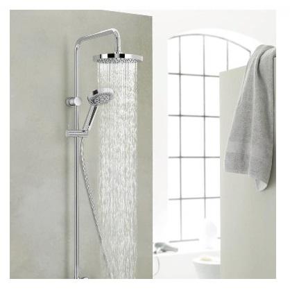 Душевая система Kludi Dual Shower System 6609105-00
