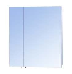 Шкафчик зеркальный Мойдодыр ЗШ-70х70