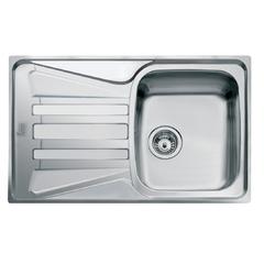 Кухонная мойка Teka Basico 79 1B 1D, матовая (10124019)