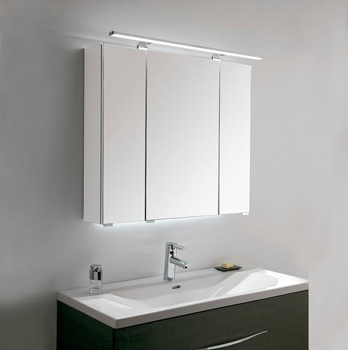 Зеркальный шкафчик Royo Apolo 80  White White