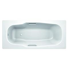 Ванна стальная Koller Pool Atlantica 180x80 с anti-slip