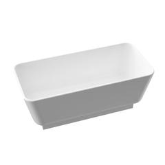 Ванна Marmorin Balta 157, white base