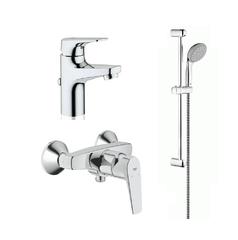 Набор смесителей для ванны и душа Grohe Bau Flow Bundle 121624