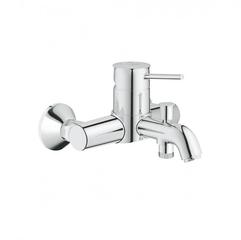 Смеситель для ванны и душа Grohe BauClassic 32865000