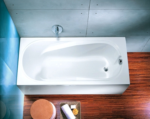 Ванна Kolo Comfort 170x75 см без сифона без сифона
