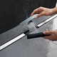 Дренажный канал Geberit CleanLine 20, L30-90 см тёмный/матовый металл тёмный/матовый металл