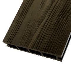 Террасная доска Porch Real Coal 3D 2200х146х21 мм