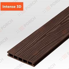 Террасная доска Porch Intense Coffee 3D 3000х150х24 мм
