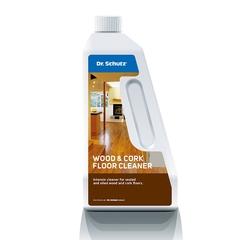Очиститель для деревянных и пробковых полов Dr.Sсhutz Wood & Cork Floor Cleaner