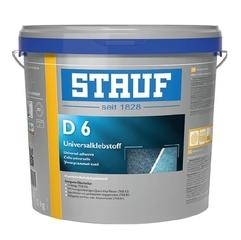 Клей для ПВХ покрытий Stauf D6