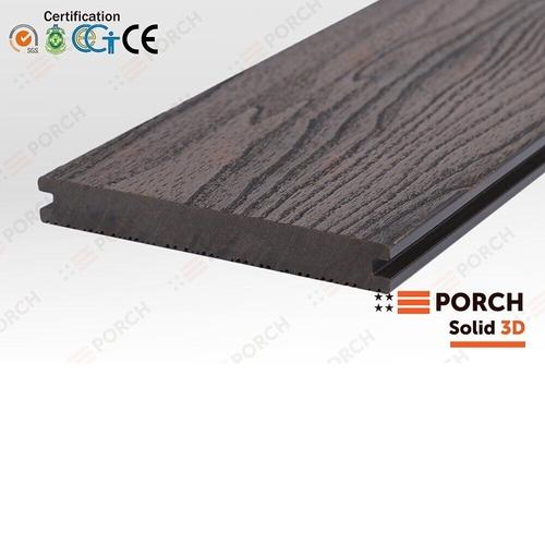 Террасная доска Porch Solid Dark Coffee 3D 2200х140х18 мм