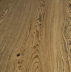 Паркетная доска Baltic Wood Дуб Classic Choc & Choc полуматовый лак+браш