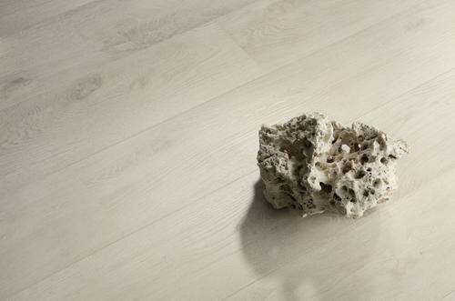 Ламинат Meister Дуб арктический белый+подложка
