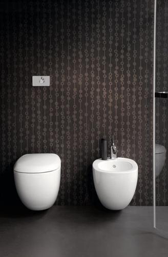 Сиденье с крышкой Kolo EGO by Antonio Citterio обычное обычное