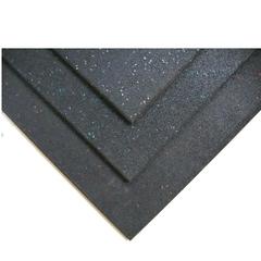 Резиновый мат Eco Sport 1200х1800, цвет черный