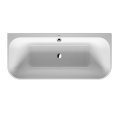 Ванна пристенная Duravit серии Happy D.2, 180 (700318)