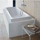 Ванна Duravit Happy D.2, 170х75 наклон для спины слева наклон для спины слева