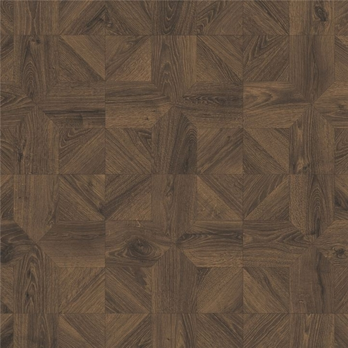 Ламинат Quick-Step Impressive Patterns Дуб королевский темно-коричневый IPA4145