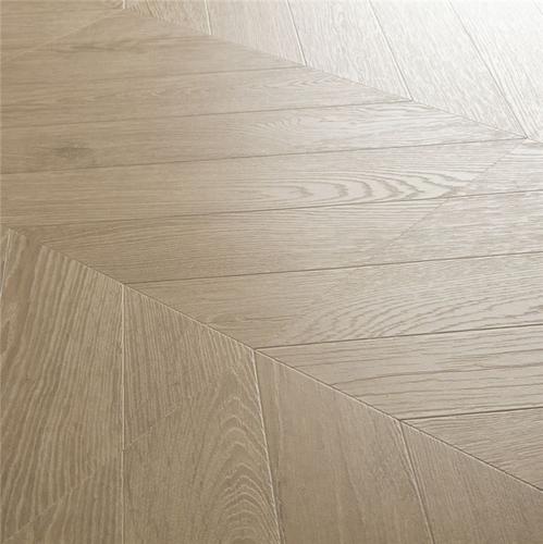 Ламинат Quick-Step Impressive Patterns Дуб шеврон серо-коричневый IPA4164