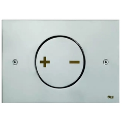 Кнопка слива OLI Inox-X02 (661002)
