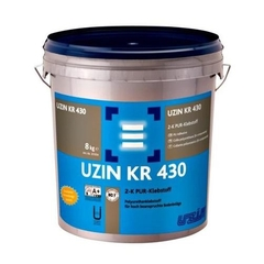 Клей для ПВХ-покрытий и искусственной травы Uzin KR 430