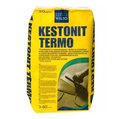 Нивелир-масса для теплого пола Kiilto Kestonit Termo