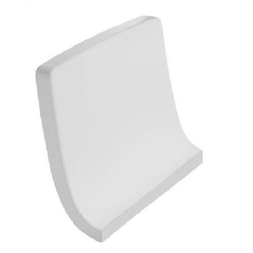 Съемная панель на переднюю часть бачка Roca Khroma белая, с обивкой Soft Texture, цвет Organic whit белая, с обивкой Soft Texture, цвет Organic whit