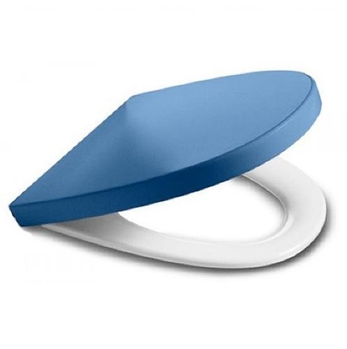 Сидение для унитаза Roca Khroma синий синий