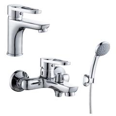 Набор смесителей для ванны Rozzy Jenori Kink ZZ003-1-3