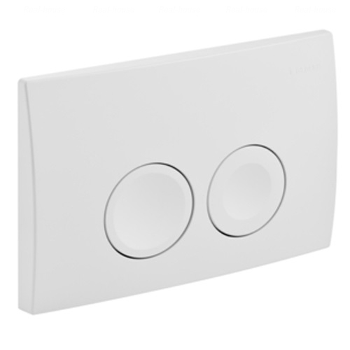 Кнопка смыва Geberit Delta 21 белая белая