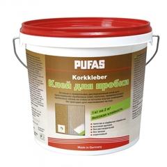 Клей для пробковых полов Pufas Korkkleber