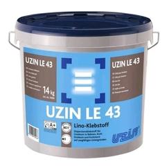 Клей для натурального линолеума Uzin LE 43 new