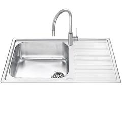 Кухонная мойка Smeg Alba LGM861