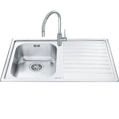 Кухонная мойка Smeg Alba LM861