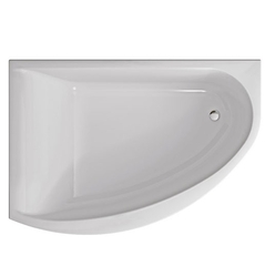 Ванна ассиметричная Kolo Mirra 170x110