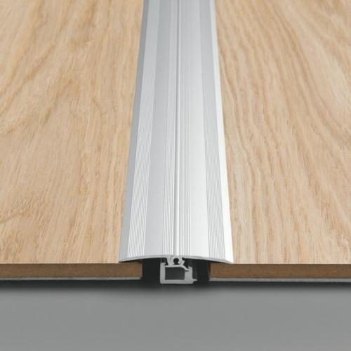 Профиль финишный Quick Step Multifunkcyjny 1860x47x16 мм серебро серебро