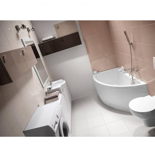 Ванна Cersanit NANO 150x75 левая левая