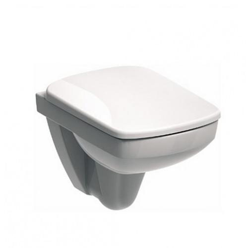 Комплект: унитаз Kolo Nova Pro Rimfree с сиденьем + инсталляция Geberit Duofix 3в1 (M39018000 + 458.126.00.1)