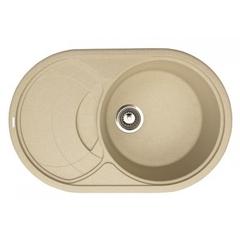 Кухонная мойка Granitika Oval (O785020)