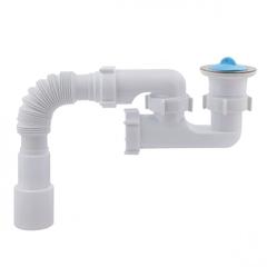 Сифон для душевых поддонов Krono Plast (П0555)