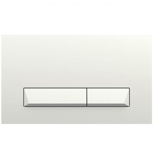 Кнопка смыва Imprese PAN Laska i8040 белая белая