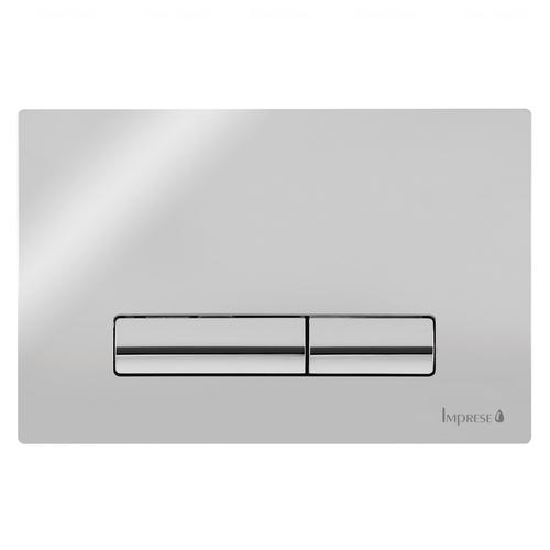 Кнопка смыва Imprese PANI (OLIpure) хром хром